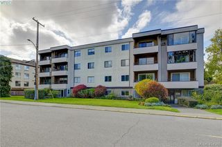 Photo 1: 106 1571 Mortimer Street in VICTORIA: SE Mt Tolmie Condo Apartment for sale (Saanich East)  : MLS®# 424380