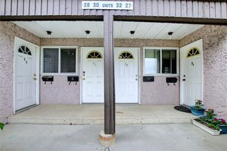 Photo 3: 32 3800 FONDA Way SE in Calgary: Forest Heights Row/Townhouse for sale : MLS®# C4297914