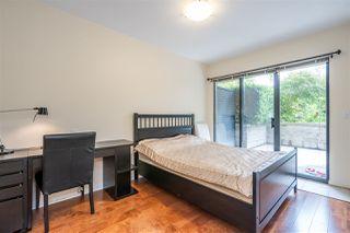 """Photo 11: 110 2228 MARSTRAND Avenue in Vancouver: Kitsilano Condo for sale in """"SOLO"""" (Vancouver West)  : MLS®# R2466105"""