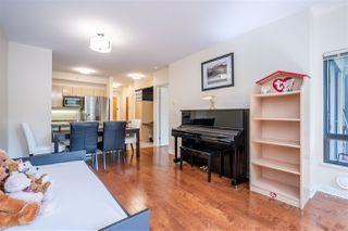 """Photo 10: 110 2228 MARSTRAND Avenue in Vancouver: Kitsilano Condo for sale in """"SOLO"""" (Vancouver West)  : MLS®# R2466105"""
