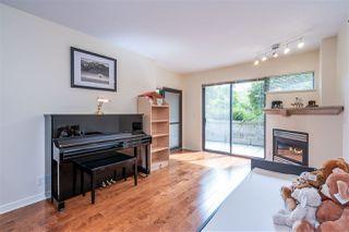 """Photo 8: 110 2228 MARSTRAND Avenue in Vancouver: Kitsilano Condo for sale in """"SOLO"""" (Vancouver West)  : MLS®# R2466105"""