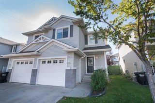 Photo 1: 35 115 CHESTERMERE Drive: Sherwood Park House Half Duplex for sale : MLS®# E4214080