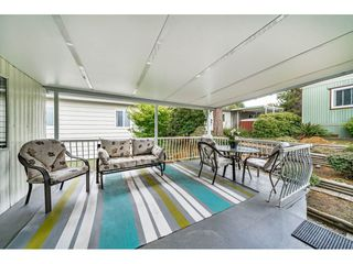"""Photo 29: 108 15875 20 Avenue in Surrey: King George Corridor Manufactured Home for sale in """"Sea Ridge Bays"""" (South Surrey White Rock)  : MLS®# R2512573"""