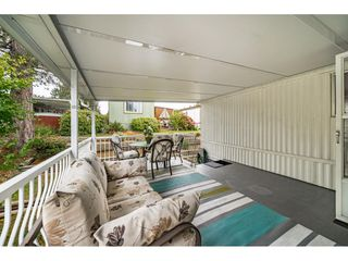 """Photo 28: 108 15875 20 Avenue in Surrey: King George Corridor Manufactured Home for sale in """"Sea Ridge Bays"""" (South Surrey White Rock)  : MLS®# R2512573"""