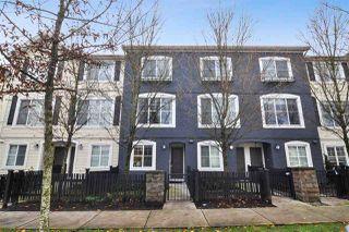 "Main Photo: 13 19180 65 Avenue in Surrey: Clayton Townhouse for sale in ""La Rue"" (Cloverdale)  : MLS®# R2520776"