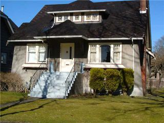 Photo 3: 3859 W 23RD Avenue in Vancouver: Dunbar House for sale (Vancouver West)  : MLS®# V872882