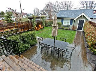 Photo 10: 2455 CAMBRIDGE Street in Vancouver: Hastings East House for sale (Vancouver East)  : MLS®# V881459