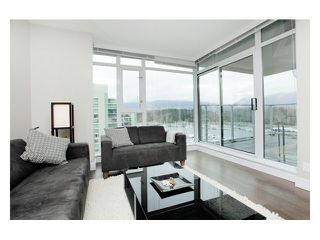 "Photo 3: 1402 1650 BAYSHORE Drive in Vancouver: Coal Harbour Condo for sale in ""BAYSHORE GARDENS"" (Vancouver West)  : MLS®# V891737"