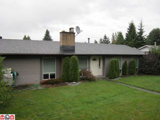 Main Photo: 14995 108TH Avenue in Surrey: Bolivar Heights House for sale (North Surrey)  : MLS®# F1124781