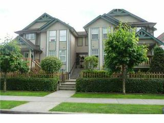 Main Photo: 3 2212 ATKINS Avenue in Port Coquitlam: Central Pt Coquitlam Townhouse for sale : MLS®# V922985