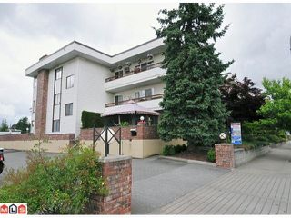 Photo 1: 102 2211 CLEARBROOK Road in Abbotsford: Abbotsford West Condo for sale : MLS®# F1118962