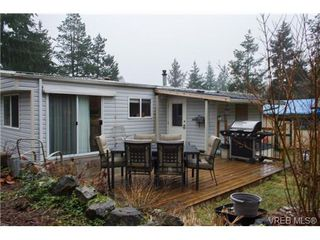 Photo 17: A20 920 Whittaker Rd in MALAHAT: ML Mill Bay Manufactured Home for sale (Malahat & Area)  : MLS®# 670824