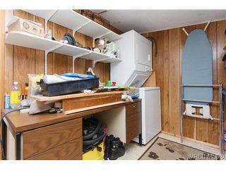 Photo 16: A20 920 Whittaker Rd in MALAHAT: ML Mill Bay Manufactured Home for sale (Malahat & Area)  : MLS®# 670824