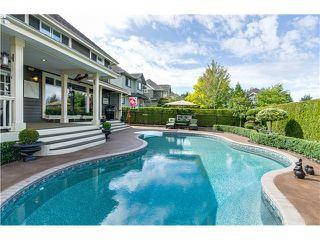 "Photo 20: 15675 36TH Avenue in Surrey: Morgan Creek House for sale in ""MORGAN CREEK"" (South Surrey White Rock)  : MLS®# F1422534"