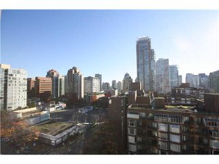 Photo 1: 1205 1009 HARWOOD Street in Vancouver: West End VW Condo for sale (Vancouver West)  : MLS®# V1093940