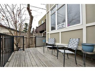 Photo 3: 2 1623 27 Avenue SW in Calgary: South Calgary House for sale : MLS®# C4003204