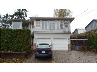 Main Photo: 1515 MAYES Street in New Westminster: Uptown NW House for sale : MLS®# V1114680