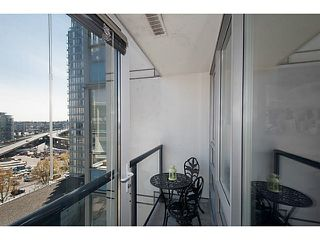 "Photo 4: 1103 928 BEATTY Street in Vancouver: Yaletown Condo for sale in ""The Max 1"" (Vancouver West)  : MLS®# V1115443"