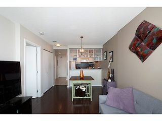 "Photo 7: 1103 928 BEATTY Street in Vancouver: Yaletown Condo for sale in ""The Max 1"" (Vancouver West)  : MLS®# V1115443"
