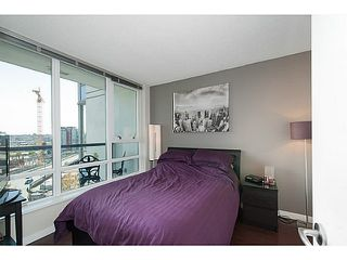 "Photo 13: 1103 928 BEATTY Street in Vancouver: Yaletown Condo for sale in ""The Max 1"" (Vancouver West)  : MLS®# V1115443"