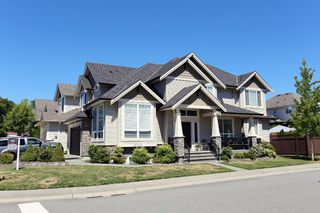 Main Photo: 20113 73RD Avenue in Langley: Willoughby Heights House for sale : MLS®# F1448411