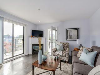 """Photo 4: 406 935 W 16TH Street in North Vancouver: Hamilton Condo for sale in """"GATEWAY"""" : MLS®# R2076060"""