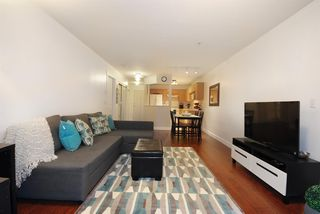 "Photo 3: 203A 2615 JANE Street in Port Coquitlam: Central Pt Coquitlam Condo for sale in ""BURLEIGH GREEN"" : MLS®# R2090687"