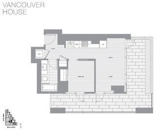 Photo 4: 802 1480 HOWE Street in Vancouver: Yaletown Condo for sale (Vancouver West)  : MLS®# R2097763