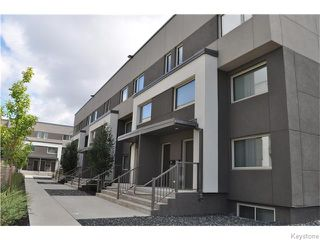 Photo 1: 1185 TROY Avenue in Winnipeg: Sinclair Park Condominium for sale (4C)  : MLS®# 1620967
