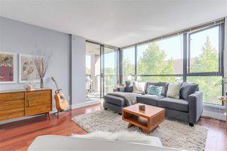 """Photo 4: 405 2036 W 10TH Avenue in Vancouver: Kitsilano Condo for sale in """"TENALI"""" (Vancouver West)  : MLS®# R2101811"""