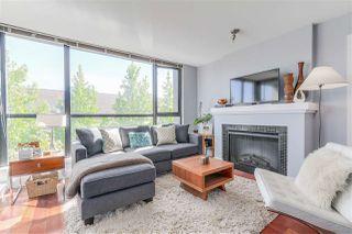 """Photo 3: 405 2036 W 10TH Avenue in Vancouver: Kitsilano Condo for sale in """"TENALI"""" (Vancouver West)  : MLS®# R2101811"""
