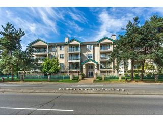 "Photo 1: 102 20433 53 Avenue in Langley: Langley City Condo for sale in ""COUNTRYSIDE ESTATES III"" : MLS®# R2103607"