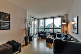 """Photo 2: 1230 933 HORNBY Street in Vancouver: Downtown VW Condo for sale in """"Electric Avenue"""" (Vancouver West)  : MLS®# R2120832"""