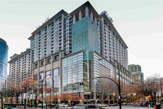"""Photo 1: 1230 933 HORNBY Street in Vancouver: Downtown VW Condo for sale in """"Electric Avenue"""" (Vancouver West)  : MLS®# R2120832"""