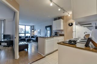 """Photo 4: 1230 933 HORNBY Street in Vancouver: Downtown VW Condo for sale in """"Electric Avenue"""" (Vancouver West)  : MLS®# R2120832"""
