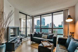 """Photo 5: 1230 933 HORNBY Street in Vancouver: Downtown VW Condo for sale in """"Electric Avenue"""" (Vancouver West)  : MLS®# R2120832"""