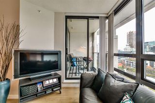 """Photo 6: 1230 933 HORNBY Street in Vancouver: Downtown VW Condo for sale in """"Electric Avenue"""" (Vancouver West)  : MLS®# R2120832"""