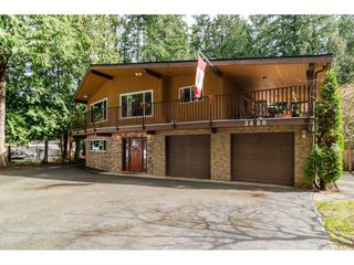 """Photo 1: 3880 198 Street in Langley: Brookswood Langley House for sale in """"Brookswood"""" : MLS®# R2145669"""