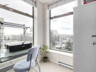 "Photo 12: 1001 1068 W BROADWAY in Vancouver: Fairview VW Condo for sale in ""The Zone"" (Vancouver West)  : MLS®# R2148292"