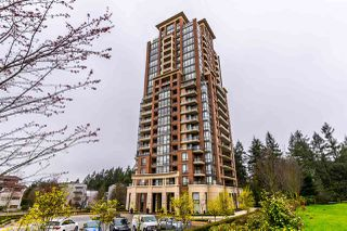 "Photo 1: 1503 6823 STATION HILL Drive in Burnaby: South Slope Condo for sale in ""BELVEDERE"" (Burnaby South)  : MLS®# R2154157"