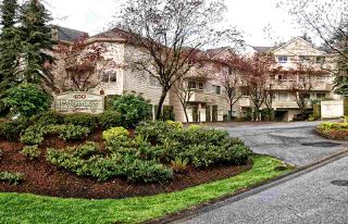"""Photo 1: 203 450 BROMLEY Street in Coquitlam: Coquitlam East Condo for sale in """"BROMLEY MANOR"""" : MLS®# R2167647"""