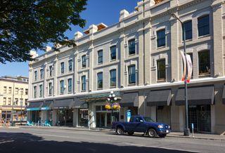 Photo 2: 404 610 Johnson St in VICTORIA: Vi Downtown Condo Apartment for sale (Victoria)  : MLS®# 760752