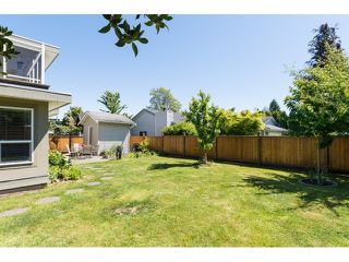 Photo 19: 1388 LEE STREET in South Surrey White Rock: Home for sale : MLS®# R2067837