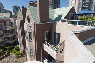 Photo 7: 412 1150 QUAYSIDE DRIVE in New Westminster: Quay Condo for sale : MLS®# R2202001