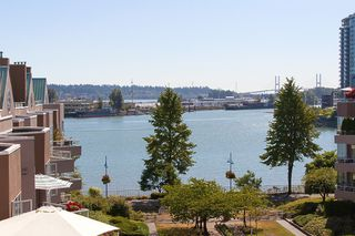 Photo 6: 412 1150 QUAYSIDE DRIVE in New Westminster: Quay Condo for sale : MLS®# R2202001