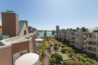 Photo 15: 412 1150 QUAYSIDE DRIVE in New Westminster: Quay Condo for sale : MLS®# R2202001