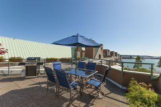 Photo 19: 412 1150 QUAYSIDE DRIVE in New Westminster: Quay Condo for sale : MLS®# R2202001