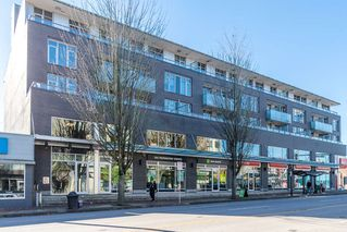 "Photo 1: 505 4310 HASTINGS Street in Burnaby: Willingdon Heights Condo for sale in ""UNION IN BURNABY HEIGHT"" (Burnaby North)  : MLS®# R2218200"