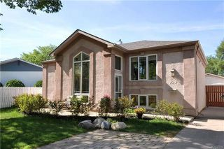 Photo 1: 129 Valley View Drive in Winnipeg: Heritage Park Residential for sale (5H)  : MLS®# 1814095