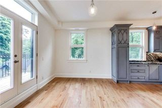 Photo 4: 3 10 Sylvan Avenue in Toronto: Dufferin Grove House (3-Storey) for lease (Toronto C01)  : MLS®# C4178559